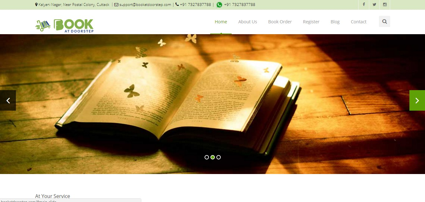 Online Book Selling in Cuttack | Book Delivery Company in Cuttack