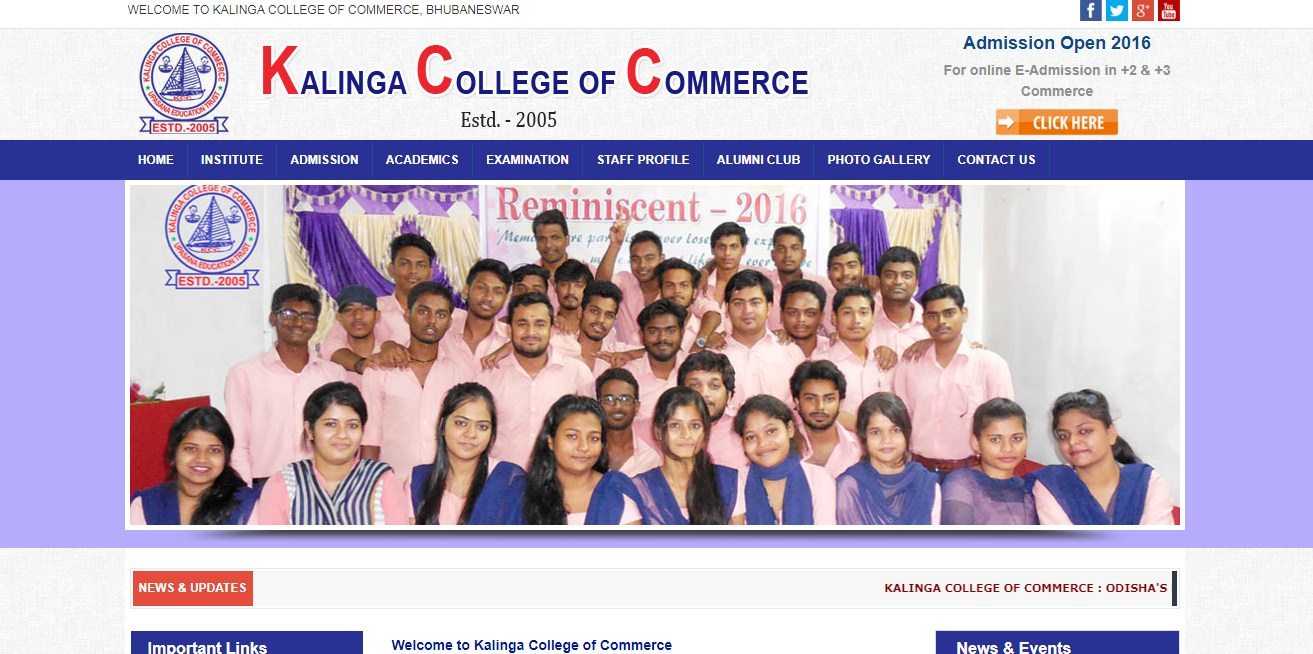 Kalinga College of Commerce